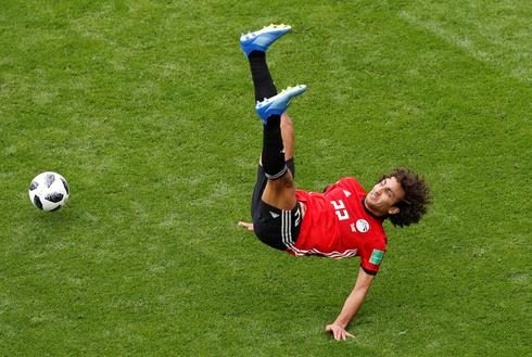 Uruguay 1 - Egypt 0