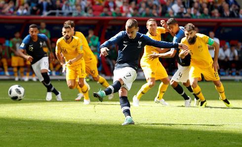 France 2 - Australia 1