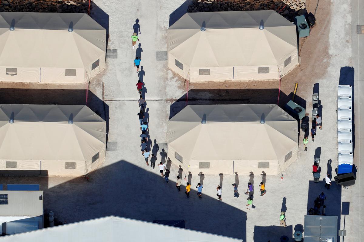 No more 'internment camps': Democrats disrupt congressional hearing