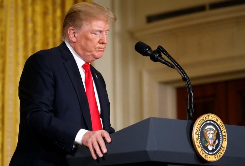 Former U.S. Senate intelligence staffer asks court for Trump gag order