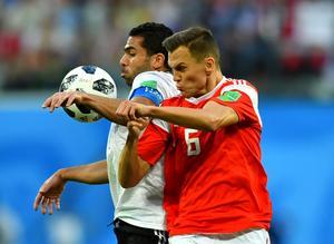 Russia 3 - Egypt 1