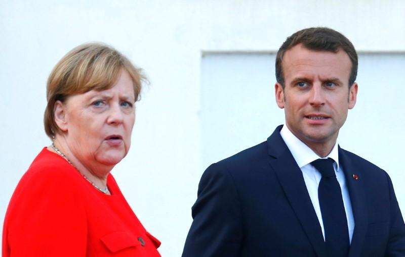 EU Commission hails Franco-German deal on deeper euro zone integration