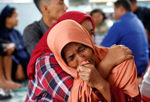 Ferry disaster in Indonesia