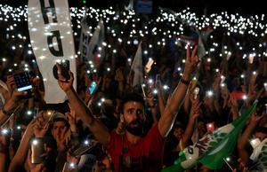Turkey prepares for presidential vote