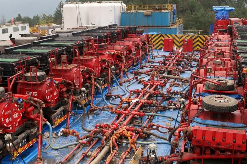 Stepping on the gas: China's home-built fracking boom - Reuters