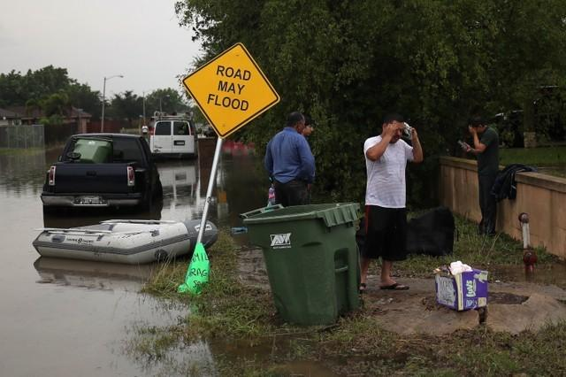 Texas Gulf gets more rain, threatens region with flooding   Reuters