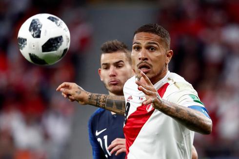 France 1 - Peru 0