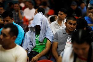 Deported to El Salvador