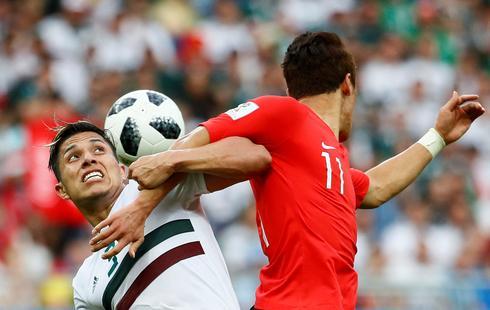Mexico 2 - South Korea 1