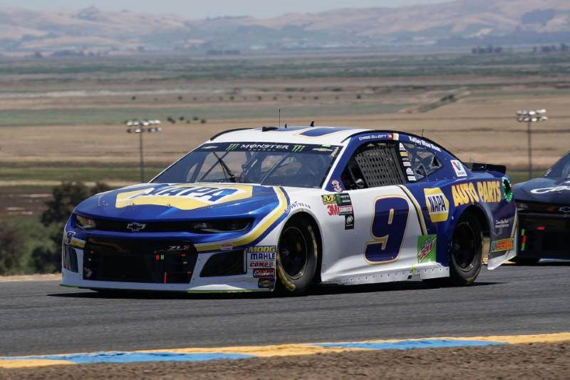 NASCAR notebook: Elliott learning to love road-course racing