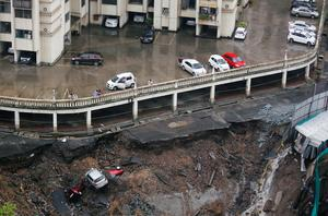 Rains lash western India