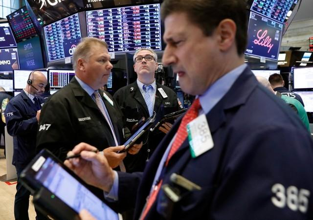 Wall Street pummeled by...