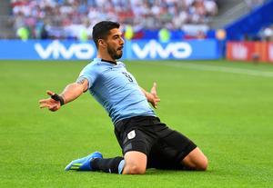 Uruguay 3 - Russia 0