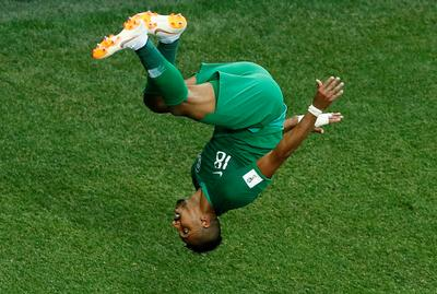 Saudi Arabia 2 - Egypt 1