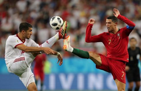 Portugal 1 - Iran 1