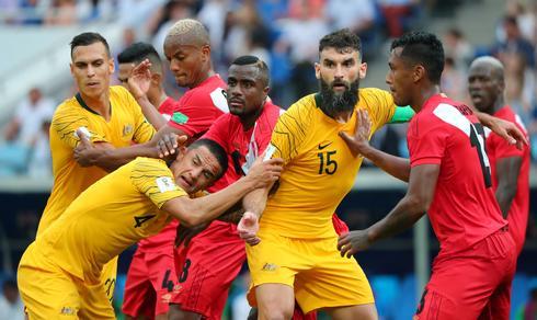 Peru 2 - Australia 0