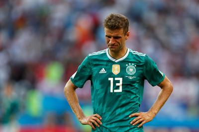 World Cup heartbreak for Germany