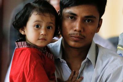 Reuters journalists detained in Myanmar