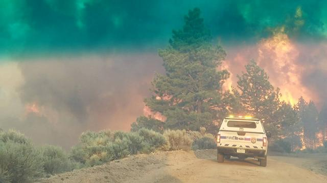Man arrested for starting Colorado wildfire - Reuters