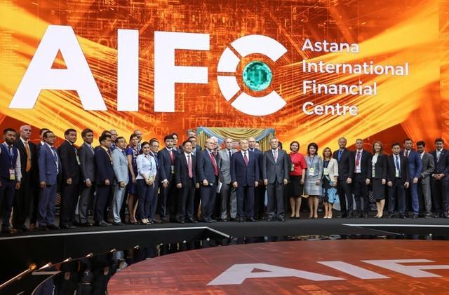 Seeking Belt buckle role, Kazakhstan launches China-backed