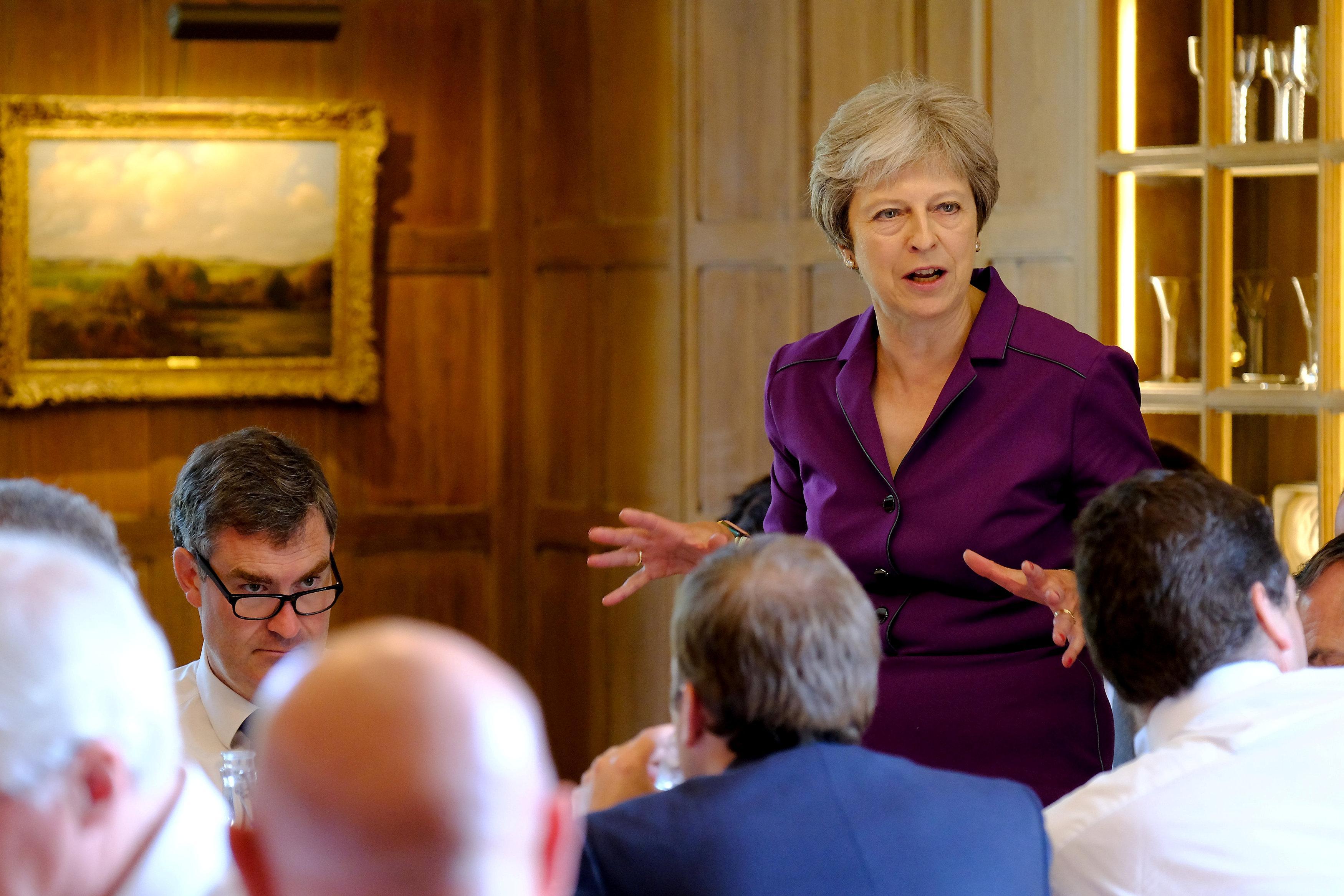 Factbox: puntos clave de la posición de negociación del Brexit de PM May