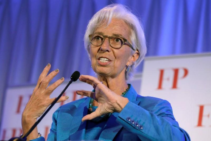 Euro zone budget could be conditional on discipline: IMF's