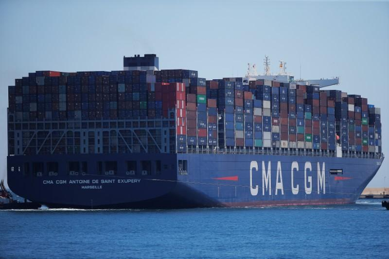 Exclusive: France's CMA CGM made merger approach to