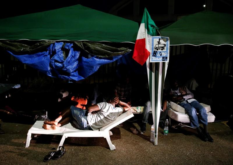 Italy wants EU sea missions to take rescued migrants