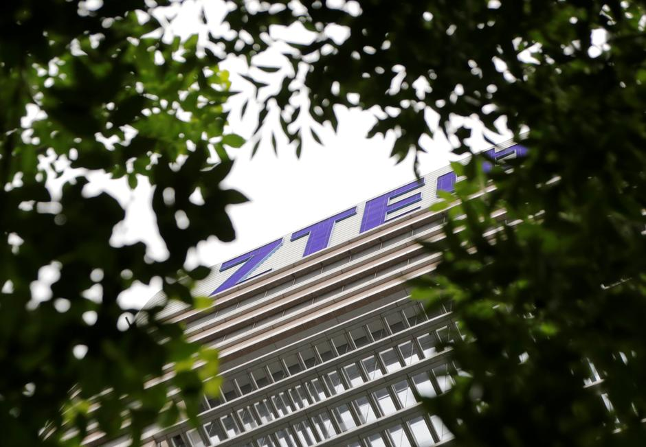 China's ZTE clears hurdle to lifting U S  ban - Reuters