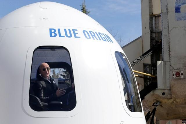 Exclusive: Jeff Bezos plans to charge at least $200,000 for space...