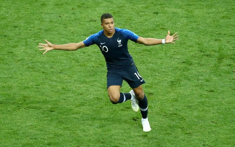soccer world champion teenager mbappe is game s new global star