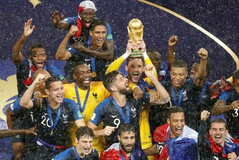 reuters.com - Reuters Editorial - A World Cup win - in logistics and safety