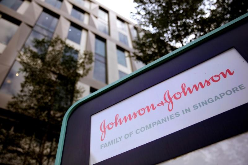 J&J beats quarterly expectations on drug sales surge, shares jump