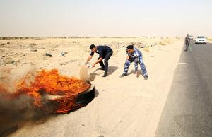 Unrest in Iraq spreads