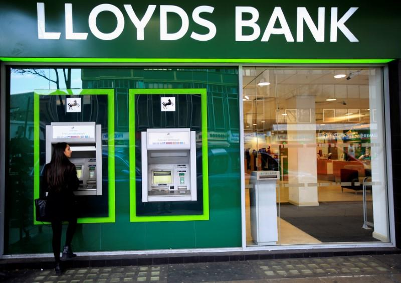 Exclusive - Lloyds Bank plans three EU subsidiaries after