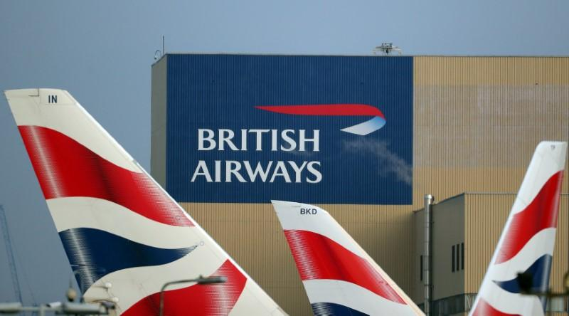 British Airways Says Computer Problems Affecting Operations at Heathrow