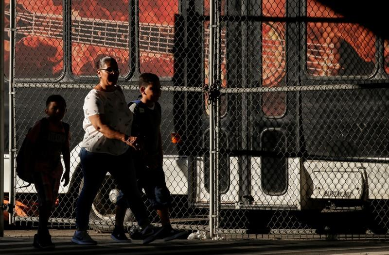 Bulk of families separated at U.S.-Mexico border remain apart