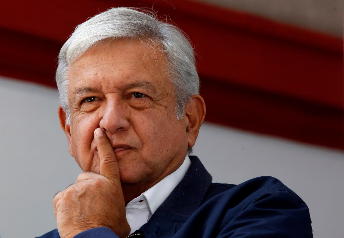 Mexican leftist appeals to 'anti-establishment' Trump, seeks NAFTA deal | Reuters
