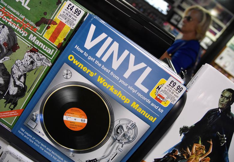 Celebrating music, Britain to have 'National Album Day