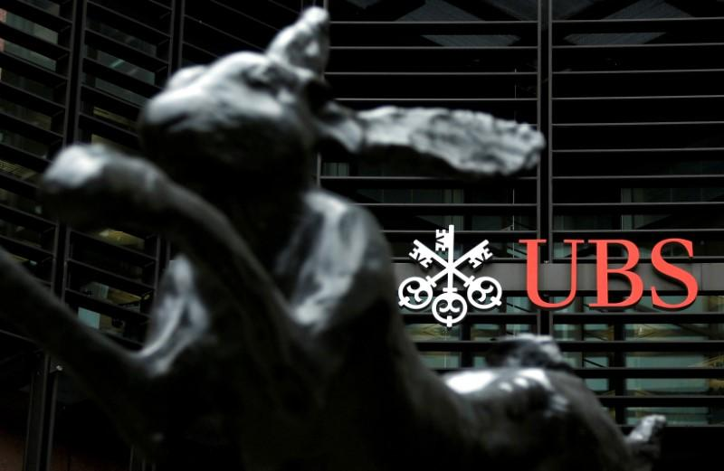 Switzerland's UBS boosts profits but trade tensions dim future
