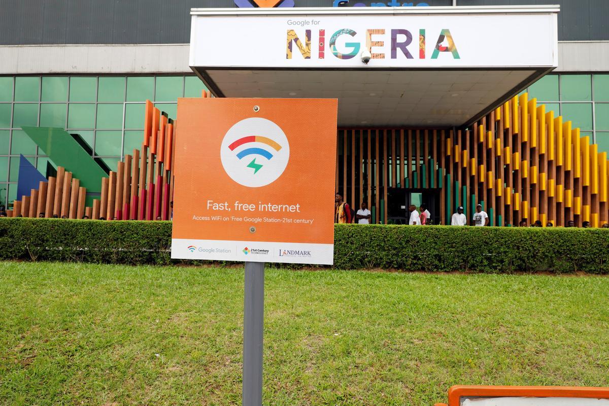 Google Launches Free Wi-Fi Hotspot Network in Nigeria
