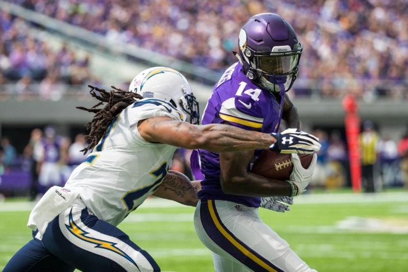 NFL notebook: Chargers CB Verrett suffers camp's first big injury   Reuters