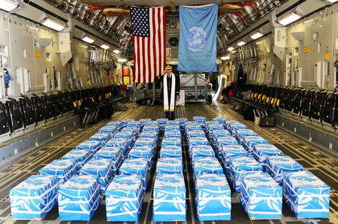 North Korea returns remains of U.S. soldiers killed in Korean War