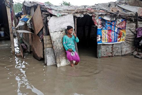 Monsoon rains lash India
