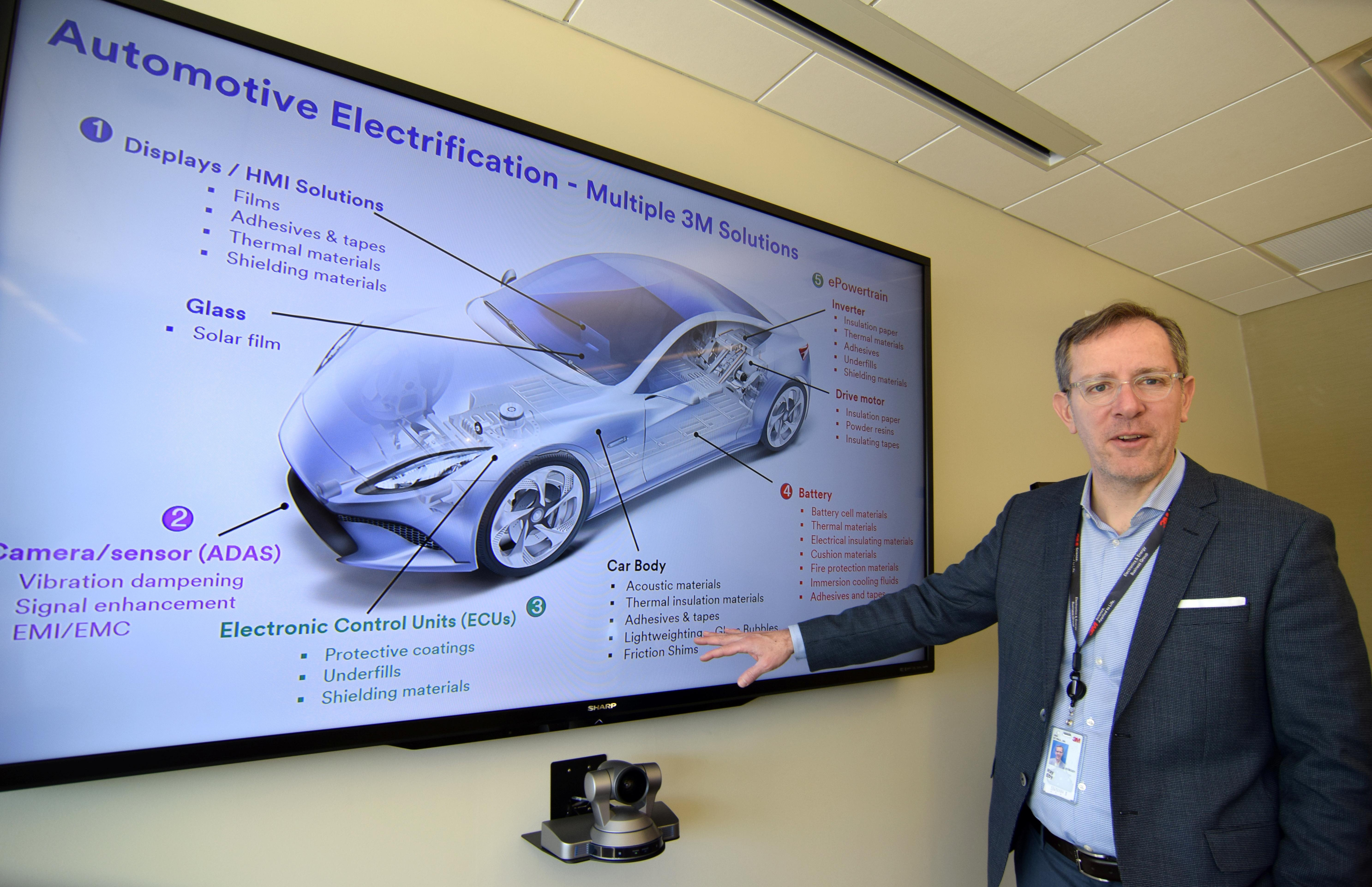 Auto suppliers retool to chase electric vehicle bonanza