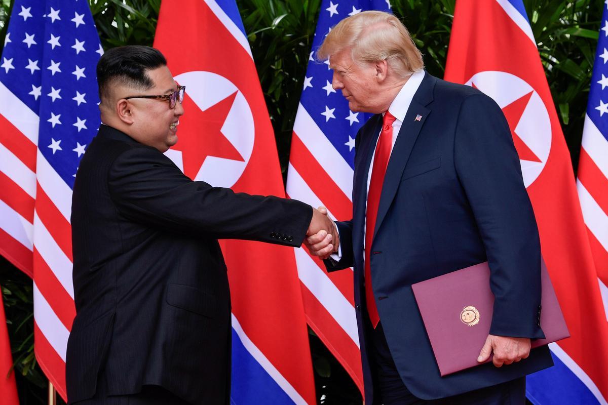 North Korea urges U.S. to drop sanctions as Seoul probes illicit...