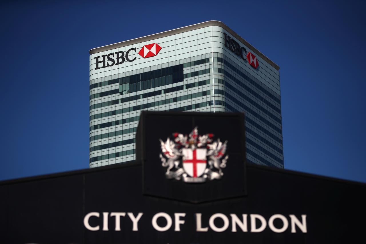 HSBC shifts European branches to French unit control ahead