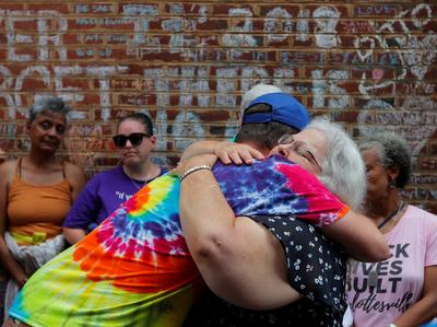Charlottesville marks anniversary of deadly rally