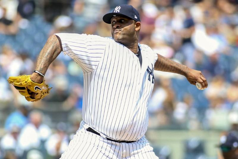 MLB notebook: Yankees place Sabathia on DL with knee pain