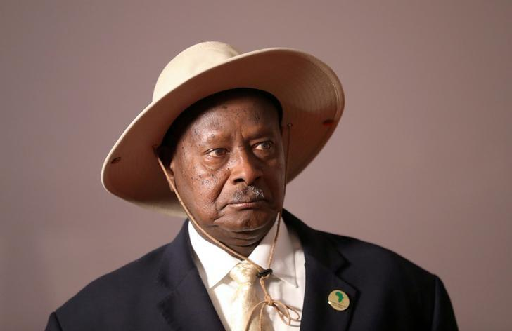 Uganda police arrest three MP's after stones thrown at Museveni's convoy | Reuters